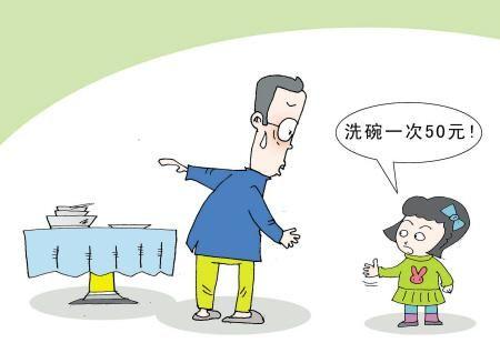 宝宝做饭卡通形象
