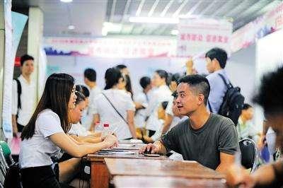二三线城市成大学生就业新趋向.jpg