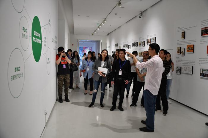 """四川美术学院""""三贴近""""办学探索:做美丽中国、乡村振兴的践行者"""