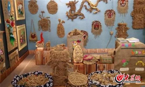 地域特色明显的传统手工作品展示