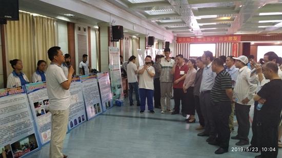 济南市举行高中综合实践活动成果转化与利用展示会
