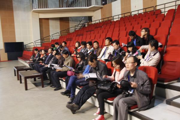 山西新闻网:青岛农业大学中的艺术天堂