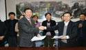 青岛大学与兰雁集团签署协议
