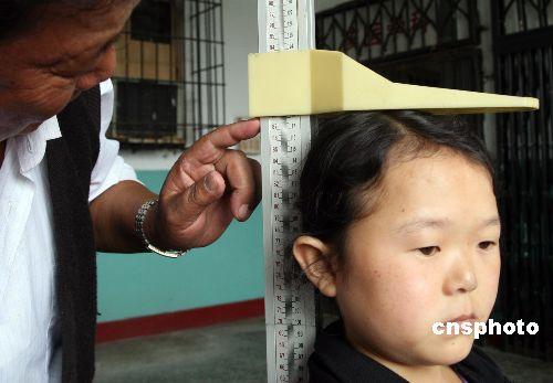 重庆20岁礼物女孩希望1米2找到长高不足工初中的身高女生图片