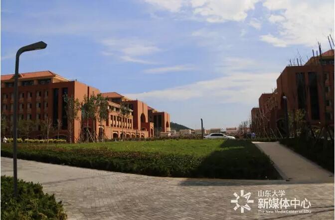 揭秘山东大学青岛校区1:学生公寓
