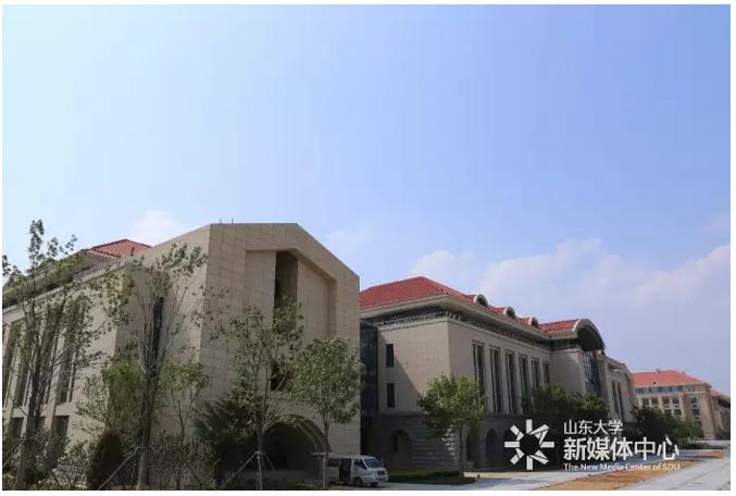 揭秘山东大学青岛校区4 教学区图片