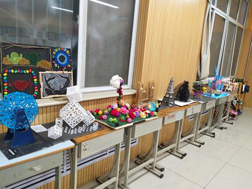 济南艺术学校举行视觉传达专业学生作品展00.jpg