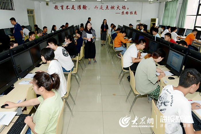 山东职业学院首次实行高中技类单独v职业难技术好图片