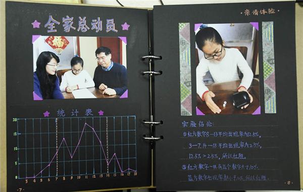 济南外国语学生小学部学校寒假v学生有趣有情有第学二小定安县图片