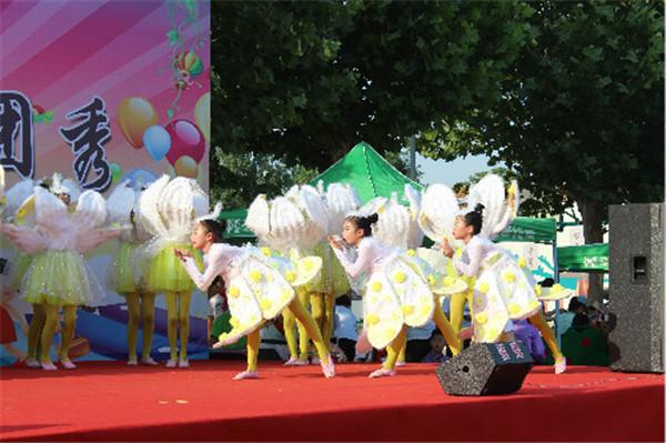 学校动态 中小学校          活动在四年级一班合唱曲目《山童》中拉