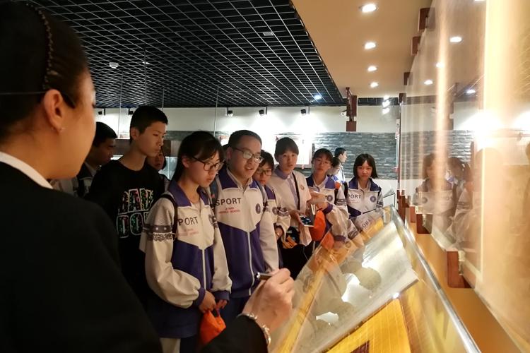 济南中学研学课堂搬进聊城、淄博、青州古城